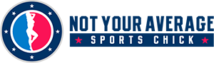 NotYourAverageSportsChick.com logo