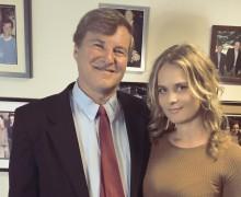 Leigh Steinberg and I
